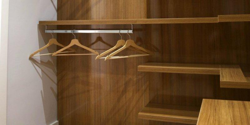 Giyinme odası gardrop