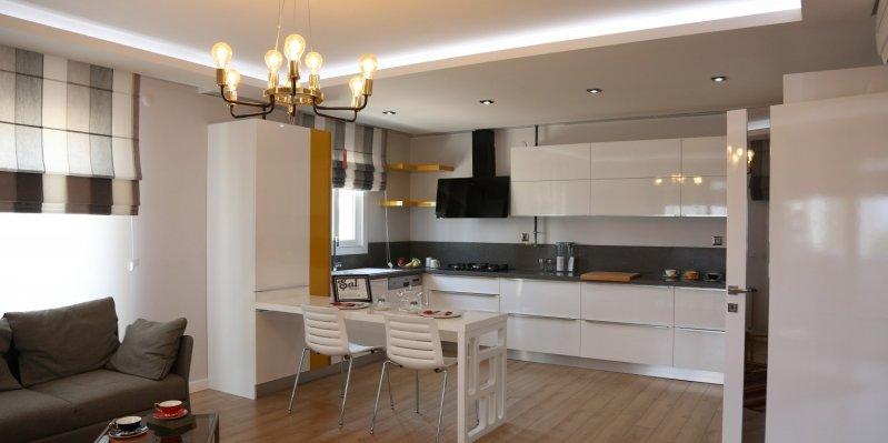 Mutfak salon